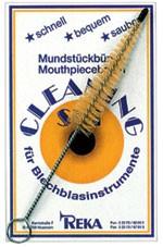 Reka Mundstückbürste, Blechblasinstrumente