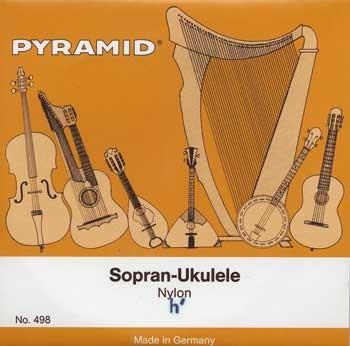 Pyramid 498200 Ukulele Satz