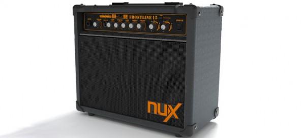 nuX Frontline 8 Hybrid Combo Amp
