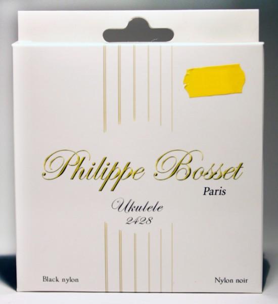 Philippe Bosset 2828Titanium Ukulele Satz
