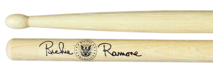 Los Cabos Richie Ramone Signature White Hickory