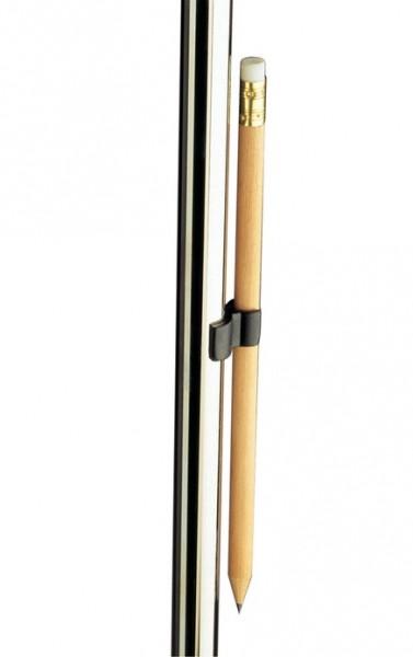 K&M Bleistifthalter, anklemmbar an Rohr 24-26mm