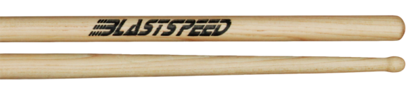 Blastspeed Sticks, handgefertigt, Hickory
