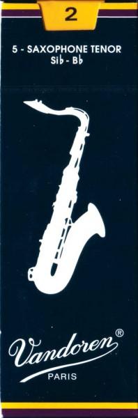 Vandoren Classic Tenor-Sax 2 , Blatt