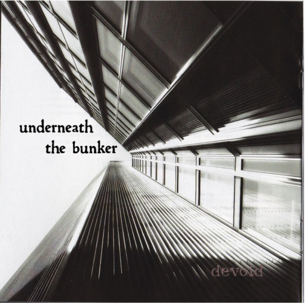 underneath the bunker: »devoid« auf CD