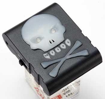 Cherub ST-711 Skull Tuner