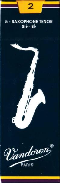 Vandoren Classic Tenor-Sax 2 1/2 , Blatt