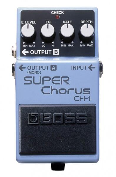 Boss CH-1 Chorus
