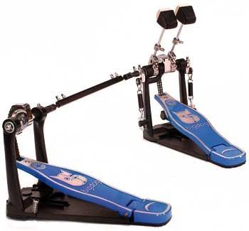 Bigdog E002 Double Pedal (Pro), Doppelfussmaschine
